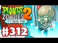 Plants vs. Zombies 2: It's About Time - Gameplay Walkthrough Part 312 - Zomboss Mammoth Fight! (iOS)
