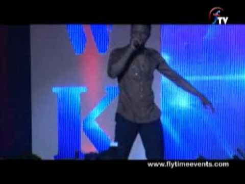 Flytime TV: Wizkid Album Launch -love my baby