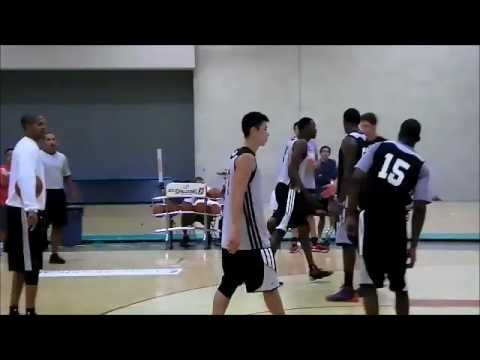 Houston Rockets 2012 Training Camp - Day 1 (Part 3)