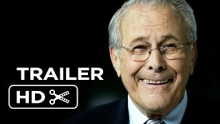 The Unknown Known Official Trailer (2014) - Donald Rumsfeld Documentary HD