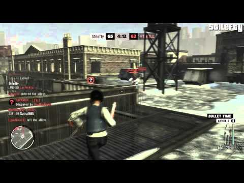 Max Payne 3 Multiplayer - Large Team Deathmatch - Snipin' and more!