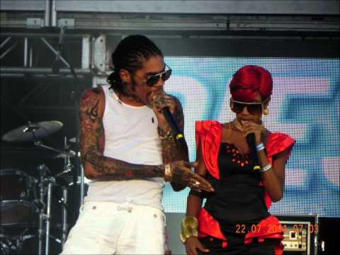 Vybz Kartel Ft Gaza Slim - Need Somebody [Antique Riddim] NOV 2011