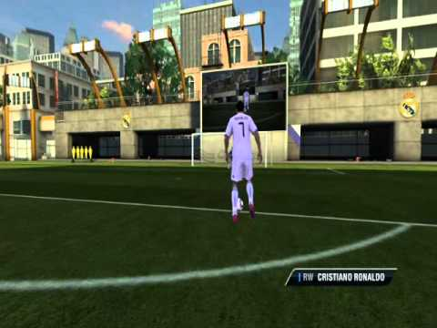 FIFA 11 - Cristiano Ronaldo Freestyle Tricks [HQ] Tutorial