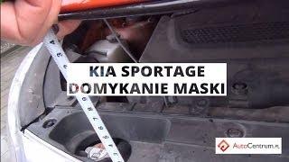 Kia Sportage - nie dociskać! Zrzucać!