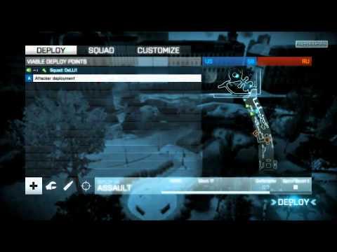 Battlefield 3 Weapon Customization Part 1