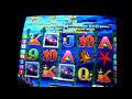 3 Re-triggers 48 Spins Magic Mermaid BIG WIN - 5c Aristocrat Video Slots