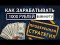 Бинарные опционы: как зарабатывать тысячу рублей в минуту?