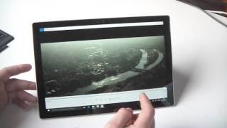 Vidéo : Test Microsoft Surface Pro 4