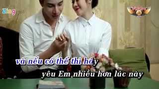 Hạnh phúc đơn giản lắm - Khắc Anh - karaoke ( only beat