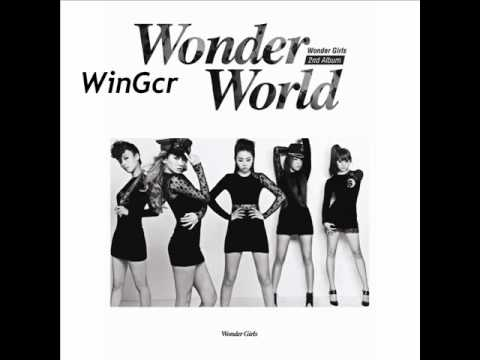 Wonder Girls  - 06. Stop!