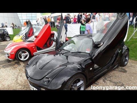 Smart Roadster Lambo Doors