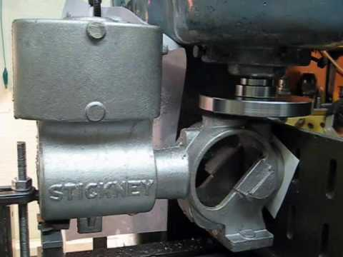 Machining the Model Stickney Engine with Lathe and Mill