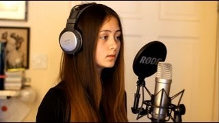 Titanium - David Guetta ft. Sia  (Cover By Jasmine Thompson)