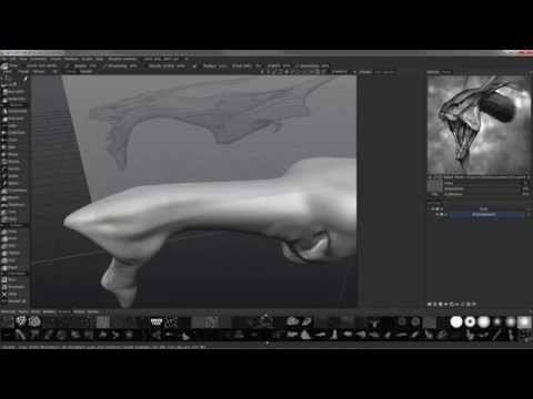 Sculpting Initial Forms