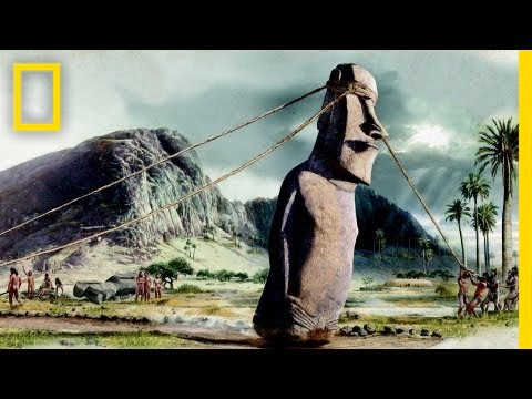 National Geographic Live! - Walking with Giants: How the Easter Island Moai Moved