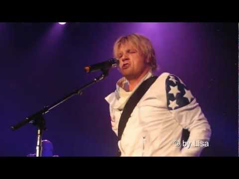 Nick Carter - 'Not The Other Guy' & 'I Got You' in Chicago 02/11/12