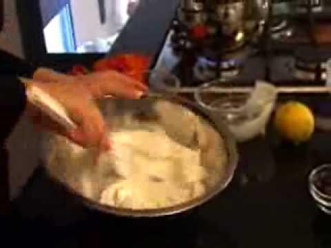 קרין גורן - עוגת גבינה ושוקולד לבן