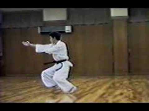 SHOTOKAI KARATE-DO KATA: KANKU DAI