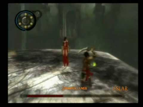 Prince of Persia: Warrior Within - Hard - 25 Alternate Final Boss Kaileena and Ending