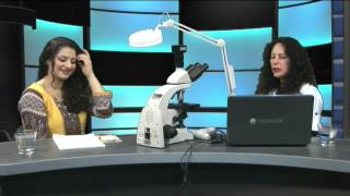 SRS Hair Clinic - TV Interview with Roopa