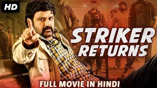 STRIKER RETURNS (2019) New Released Full Hindi Dubbed Movie  Balakrishna  New South Movie 2019