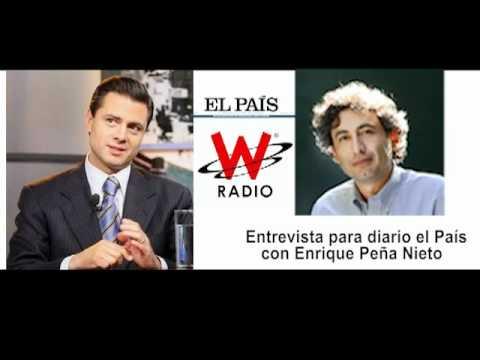 Peña Nieto - No soy la señora de la Casa. Entrevista W Radio - #TortilleriaEPN (parte II)
