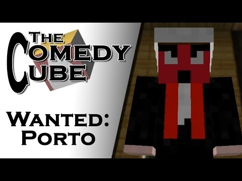 The Comedy Cube - Wanted: Porto