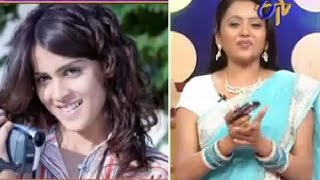 Star Mahila 30-10-2014 | E tv Star Mahila 30-10-2014 | Etv Telugu Show Star Mahila 30-October-2014