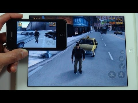 Grand Theft Auto 3 for iPad/iPhone/iPod Touch - App Review