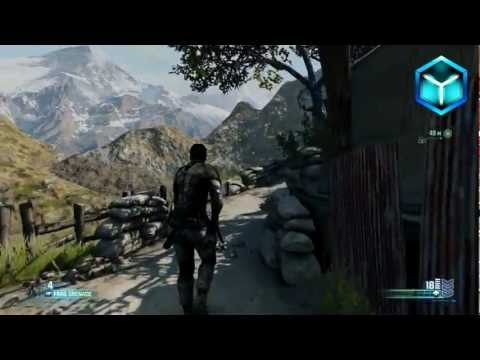 Splinter Cell Blacklist - Exclusive Gameplay Demo