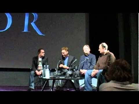 MOVIE CON III: Kenneth Branagh, Tom Hiddleston and Kevin Feige Part 1