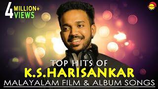 Top Hits of K S Harisankar  Malayalam Film and Album Songs