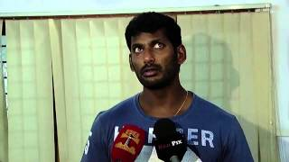 Watch Actor Vishal Thanks Tamil Nadu Chief Minister J.Jayalalitha for Helping Paravai Muniyamma Red Pix tv Kollywood News 02/Aug/2015 online