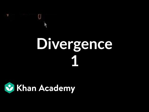 Divergence 1