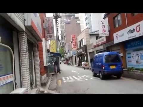 Ю.Корея 182 Пьяная улица. Русскоязычный бизнес
