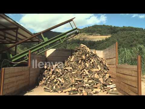 Biomassa, l'energia que ens dóna el bosc