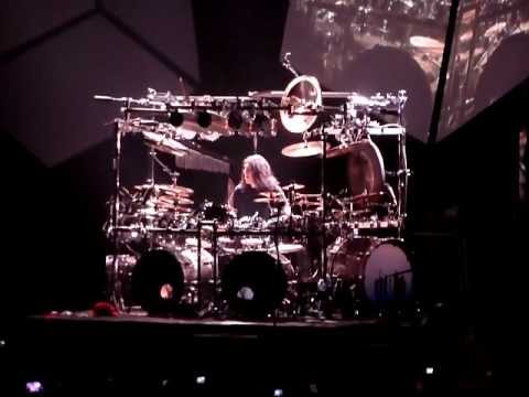 Dream Theate, Mike Mangini Drum Solo, Hannover, 2012