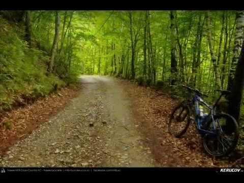 VIDEOCLIP Traseu MTB Caciulata - Valea Pausa - Manastirea Stanisoara - Manastirea Turnu - Calimanesti