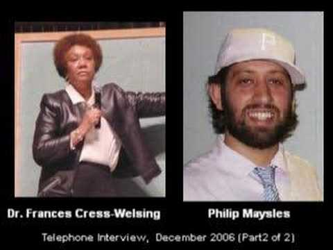 Welsing: Symbolism and Racism in Art Part 2 of 2