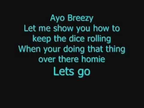 Chris Brown - Look At Me Now Lyrics ft. Lil Wayne & Busta Ryhmes [Official]