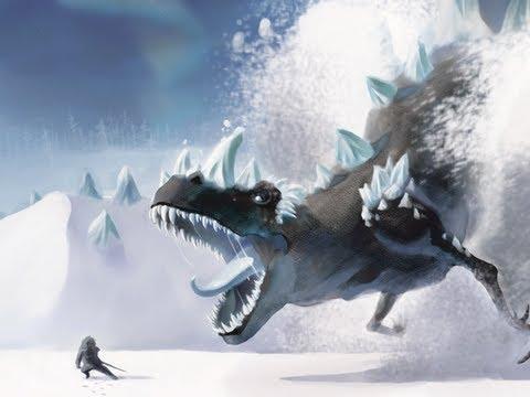 Breaking Italy - Scienziati alla ricerca di Dinosauri e Alieni nel lago Vostok