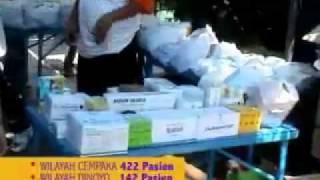 <span>Report Sentuhan Kasih 4 Oktober 2009, Surabaya Sehat 2009</span>