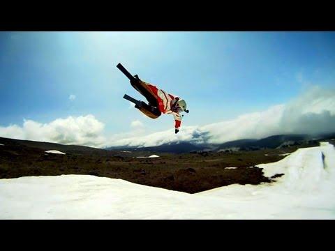 GoPro HD HERO camera: The Ski Movie