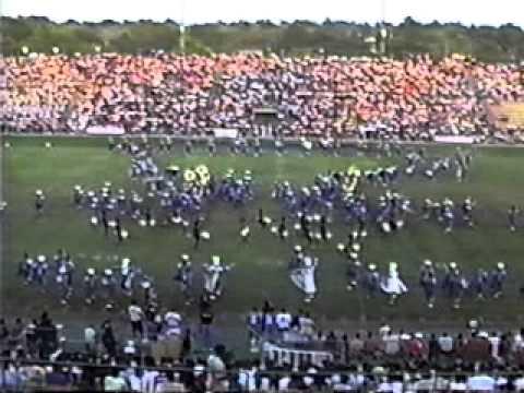 Stephenson Sonic Sound Jaguar Macon Battle of the Bands 2000