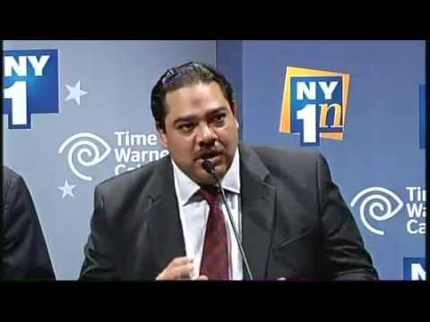 NY1 Online Democratic Candidates For Mayor Square Off In NY1 Debate - NY1