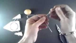 Manualidades: cómo hacer un barco a vapor de juguete