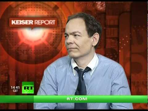 Keiser Report: Unemploy Wall Street (E215 ft. Danny Schechter)