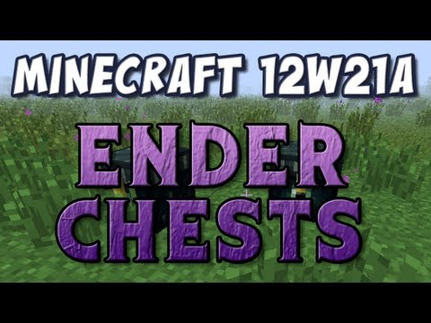 Pyramids, Ender Chests and Trading (Snapshot 12w21a)