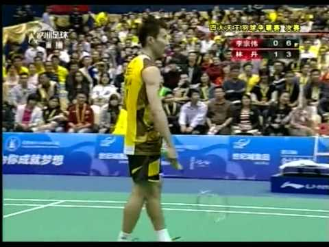 4 Kings Exhibition Game Lin Dan vs Lee Chong Wei