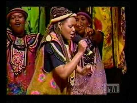 Soweto Gospel Choir Blessed in Concert: Avulekile Amasango / One Love